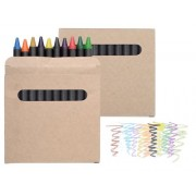 "Creioane colorate cerate ""Lola"" (50 bucati)"