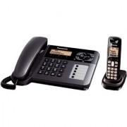 PANASONIC CORDLESS PHONE KX TG 6458