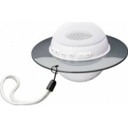 Boxa Portabila BigBen BT08BC Waterproof Alb cu Microfon