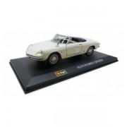 Alfa Romeo Spider - alb - 1:32 - Colectia Street Clasic