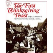 The First Thanksgiving Feast by George Ancona