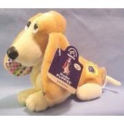 Applause Hush Puppies Collection 3 Lemon Meringue Plush Puppy Beanbag Beanie Toy 24630