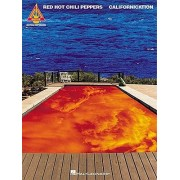 HAL LEONARD Red Hot Chili Peppers: Californication (TAB). Partitions pour Tablature Guitare(Symboles d'Accords)