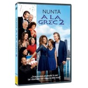 My Big Fat Greek Weeding 2:Nia Vardalos, John Corbett, Michael Constantine - Nunta a la greec 2 (DVD)