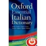 Oxford Essential Italian Dictionary by Oxford Dictionaries
