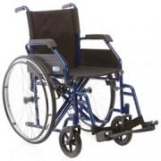 carrozzina prima / sedia a rotelle pieghevole ad autospinta - ruote pi