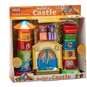 Build a Castle Stacking Nesting Building Learning Toy Gift Set by Funtime