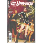 Dc ( D.C. ) Universe N° 57 : Pour L'éternité ( Green Lantern / Justice League Of America / Justice Society Of America ) - Collector Edition