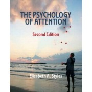 The Psychology of Attention by Elizabeth A. Styles