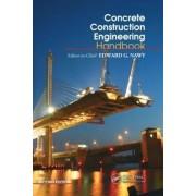 Concrete Construction Engineering Handbook by Edward G. Nawy