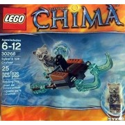 Lego Legends of Chima Skyor's Ice Cruiser (30266) Bagged