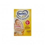 Bambix Ontbijtpap Acht Granen 12 maanden