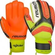 REUSCH GUANTO PULSE PRIME S1 FINGER - ARANCIO/GIALLO/NERO - 3670200-767