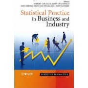 Statistical Practice in Business and Industry by Shirley Coleman