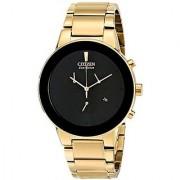 Citizen Multi Synthetic Round Dial Quartz Watch For Men (AT2242-55E)