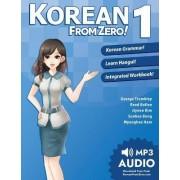 Korean from Zero! 2015: 1 by George Trombley