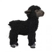 HansaToy Animal Doll - Sheep Kid Black 29cm