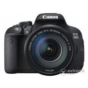Aparat foto Canon EOS 700D (cu obiectiv 18-135mm IS STM)