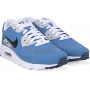 Nike AIR MAX 90 ULTRA ESSENTIAL Sneakers(Blue, Black)