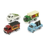 Car set that you see in the good old town or Tomica Gift Where (japan import)