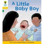 Oxford Reading Tree: Level 5: Floppy's Phonics: a Little Baby Boy by Roderick Hunt