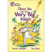 Class Six and the Very Big Rabbit Workbook by Martin Waddell