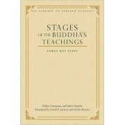 The Stages of the Buddha's Teachings: Volume 10 by David P. Jackson