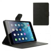 Mercury Goospery Fancy Diary Case for iPad Mini / iPad Mini 2 - Black