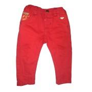 Mamas&Papas - Pantaloni At Sea Red Jeans