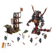 LEGO® NINJAGO™ Zorii Destinului de fier - L70626