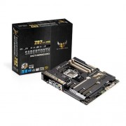 Asus 90MB0LA0-M0EAY0 Sabertooth Z97 Mark1/USB 3.1 Scheda Madre, Nero