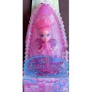 Barbie Fairytopia FAIRY Jewel Necklace & Ring Set - SPARKLE (Pink) (2005)