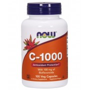 Now Vitamin C-1000 kapszula+Bioflavonoid 100 db