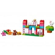 LEGO DUPLO Cutie roz completa pentru distractie (10571)