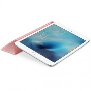 Husa Stand Apple Smart Cover pentru iPad mini 4, MKM32ZM/A Pink