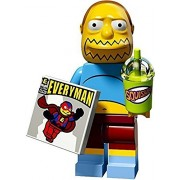 Lego Simpsons Series 2 Pick Your Figure 71009 (Comic Book Guy)