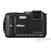 Aparat foto digital Nikon Coolpix AW130, negru