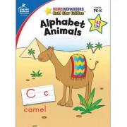 Alphabet Animals Grades PK-K by Carson-Dellosa Publishing