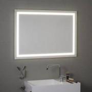 KOH-I-NOOR PERIMETRALE LED Spiegel mit Rundumbeleuchtung B: 80 H: 80 T: 3,3 cm L45953, EEK: A+. Dieser Spiegel ist geeignet für Leuchtmittel der Energieklassen: A++, A+, A. Der Spiegel wird verkauft mit einem Leuchtmittel der Energieklasse: A+.