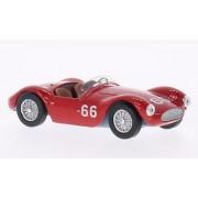 Maserati A6GCS, No.66, Officine Alfieri Maserati, Targa Florio, 1953, Modelo de Auto, modello completo, WhiteBox 1:43