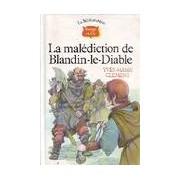 La malédiction de Blandin-le-Diable - Yves-Marie Clément - Livre
