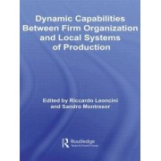 Dynamic Capabilities Between Firm Organisation and Local Systems of Production by Riccardo Leoncini