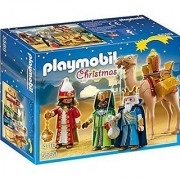 Playmobil 5589 Three Wise Kings with Camel Christmas Edition