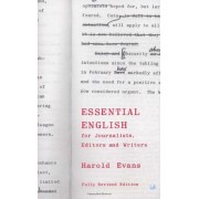 Essential English For Journalists