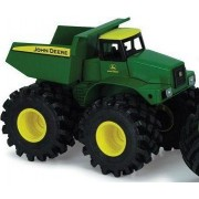 Ertl John Deere Monster Treads 8 Inch Dump Truck with Shake and Sounds Action