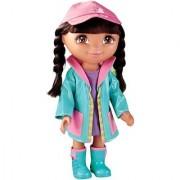 Dora the Explorer Dress Up Collection Fashions - Rainy Day
