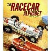 The Racecar Alphabet by Brian Floca