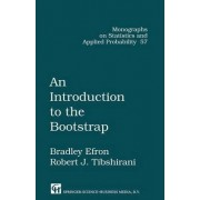 An Introduction to the Bootstrap by Bradley Efron