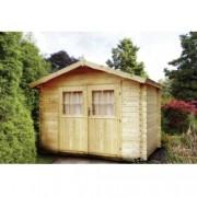 Cabaña de madera Amapola 260x200 cm para Jardín