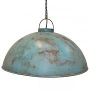 Grote Hanglamp Antiekblauw